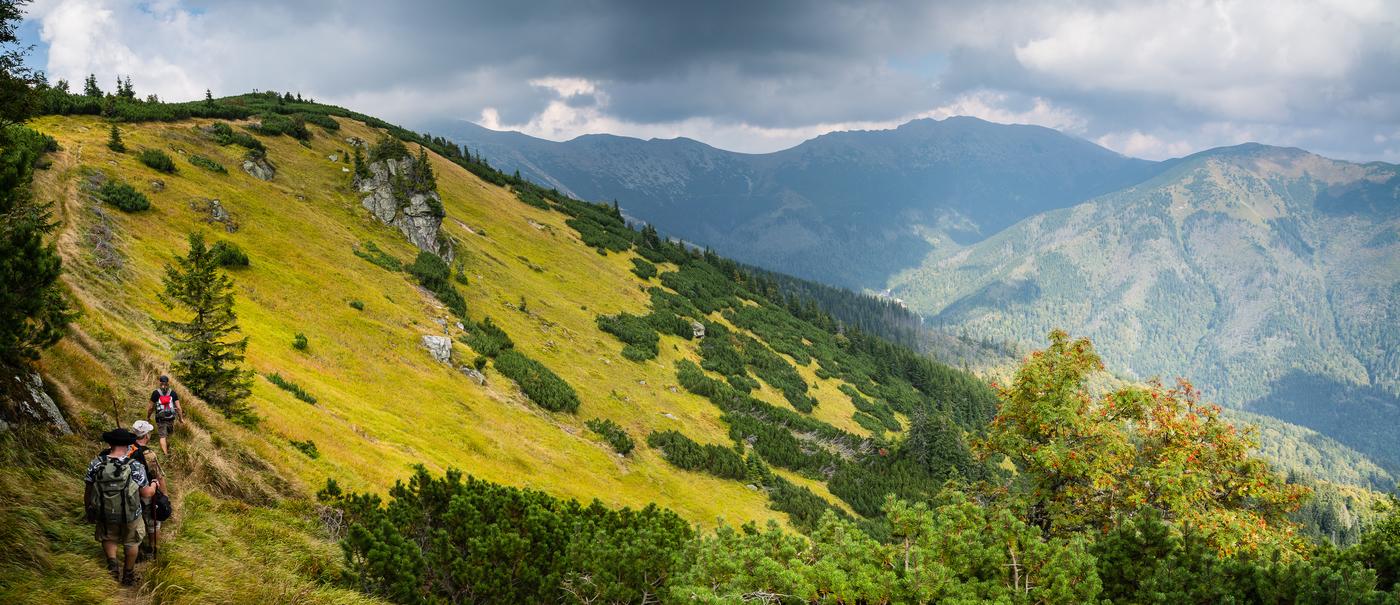 Turistika v Nízkých Tatrách