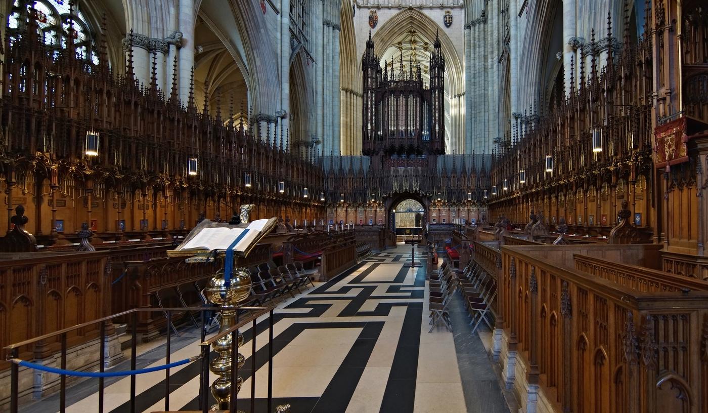 York Minster III.