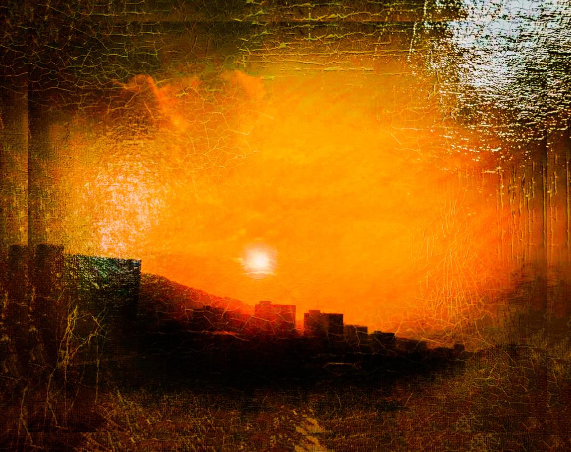 Urban sunrise - photographics