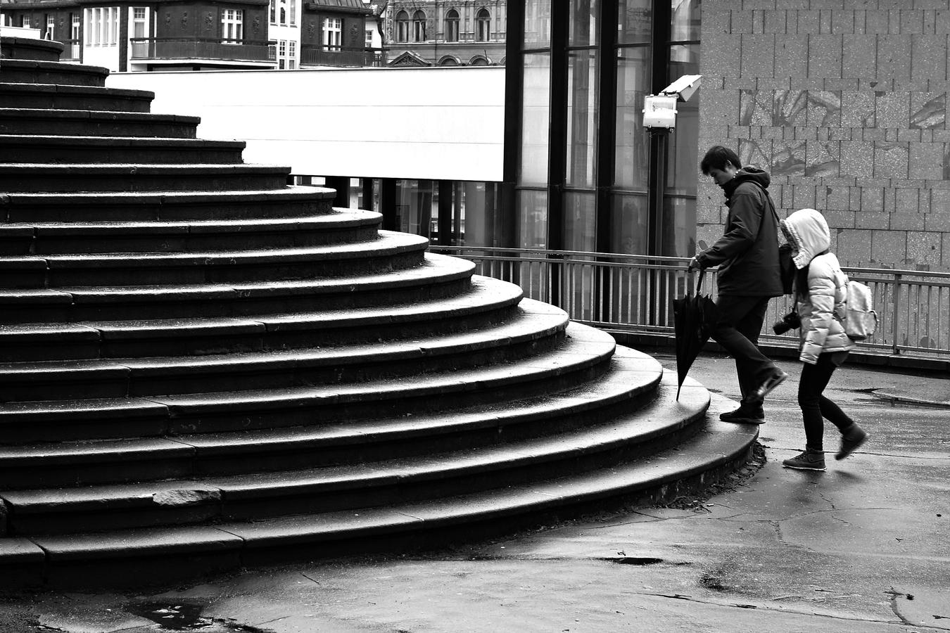Šestnáct schodů