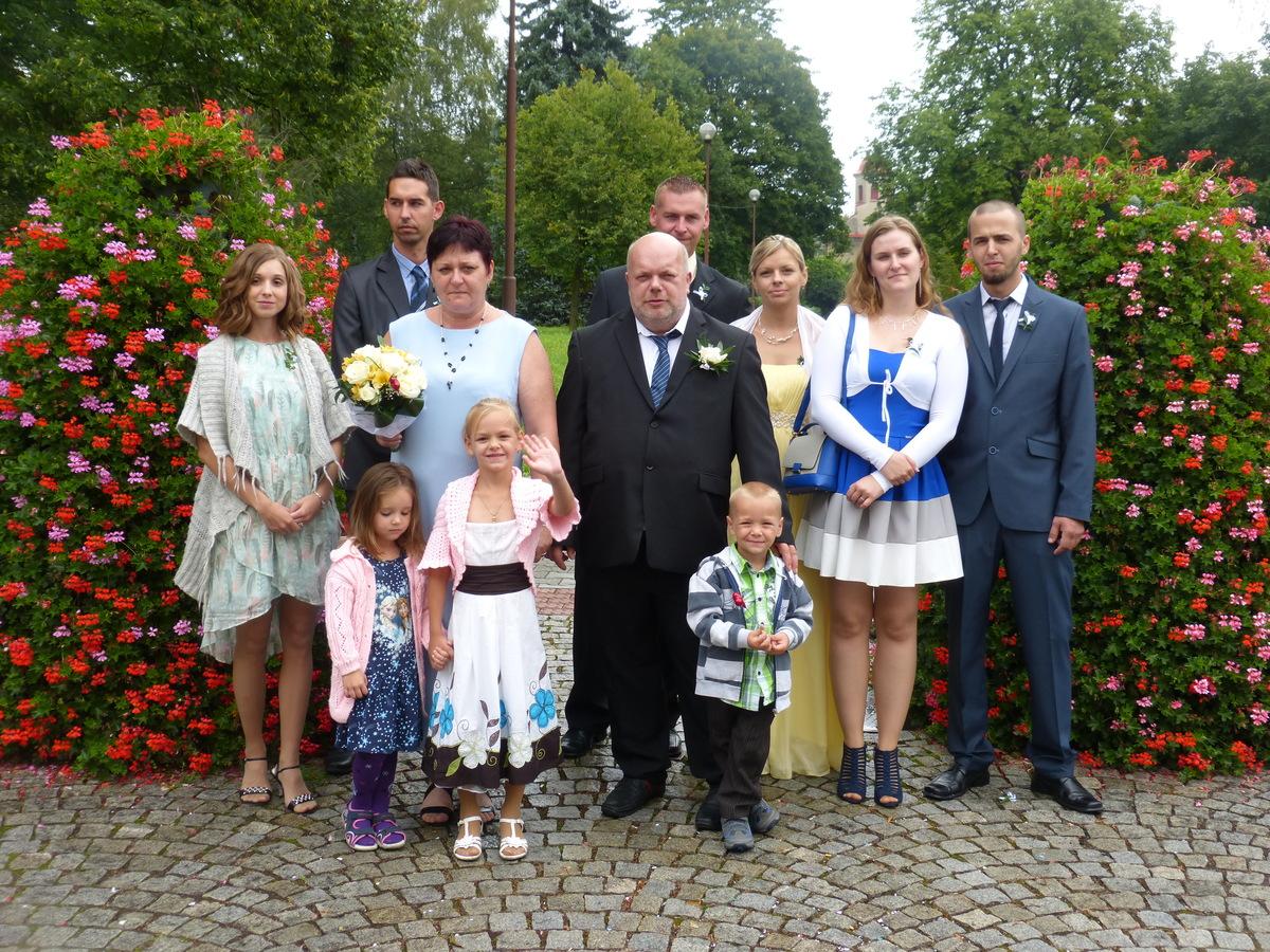 moje svatba