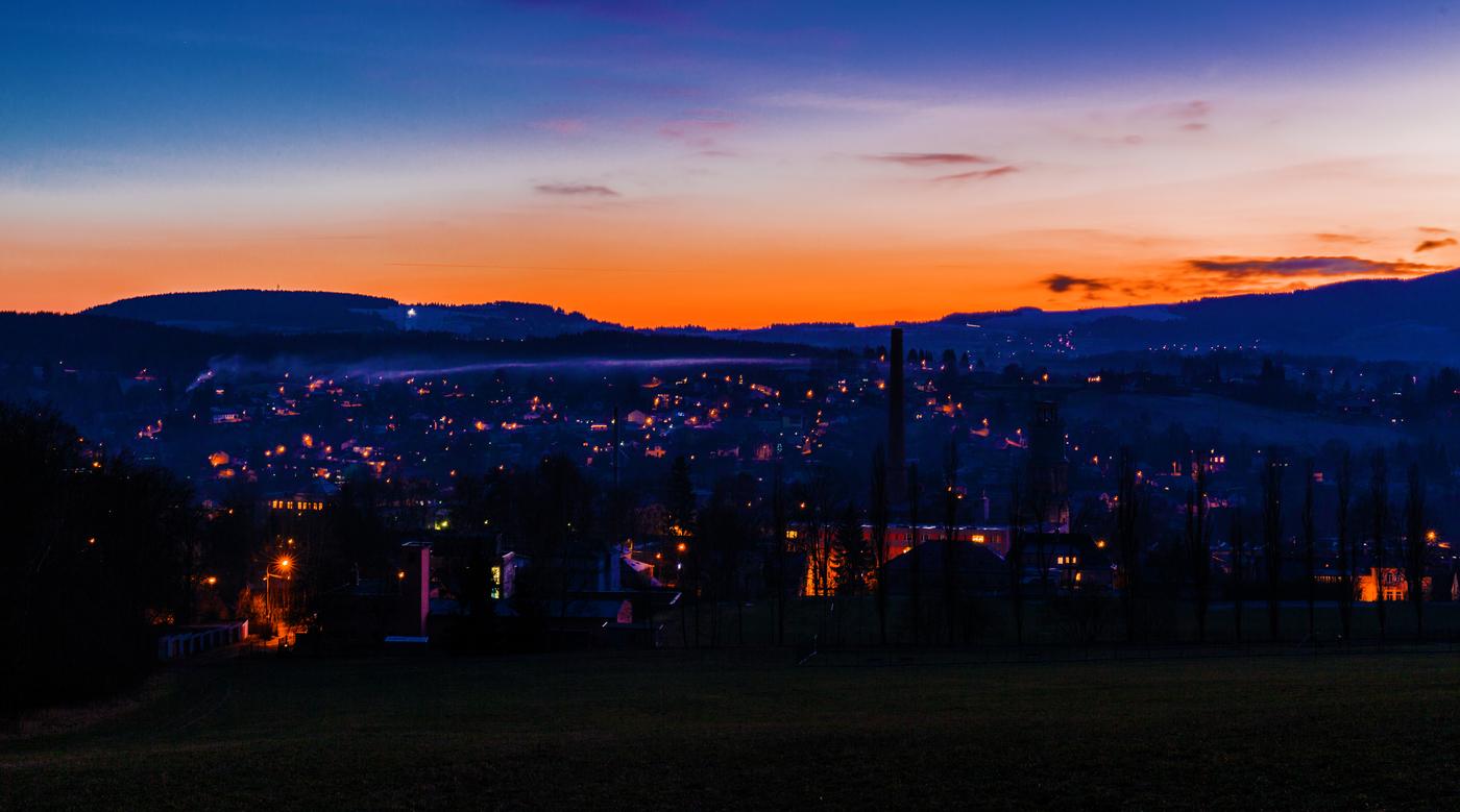 Sunset - Brewery Hill