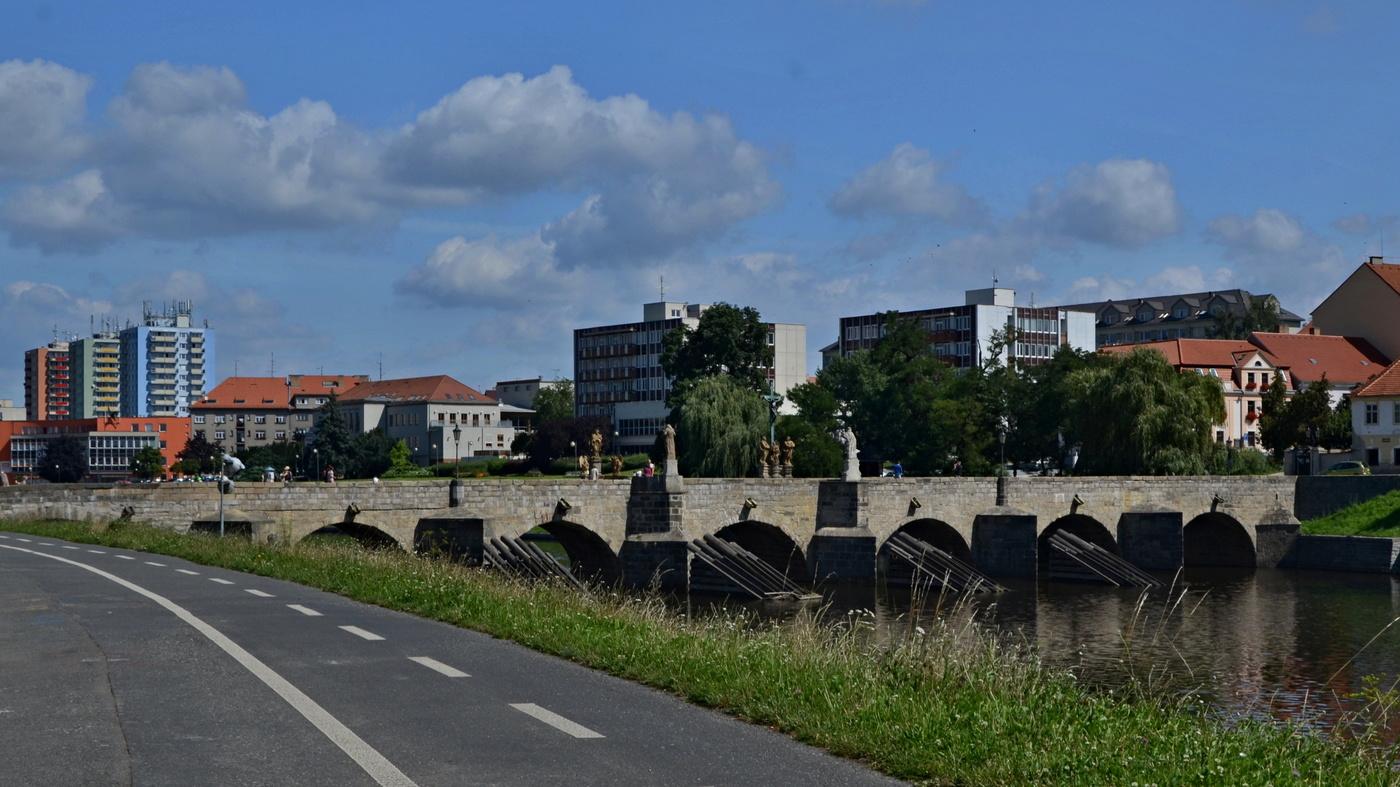 Písek a jeho Kamenný most IV.
