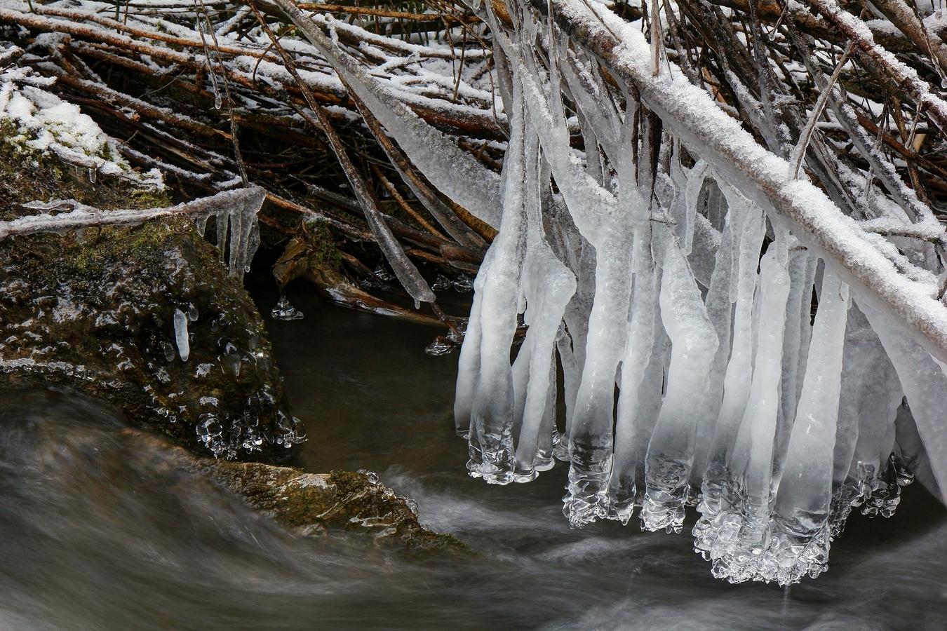 Ľadové ozdoby