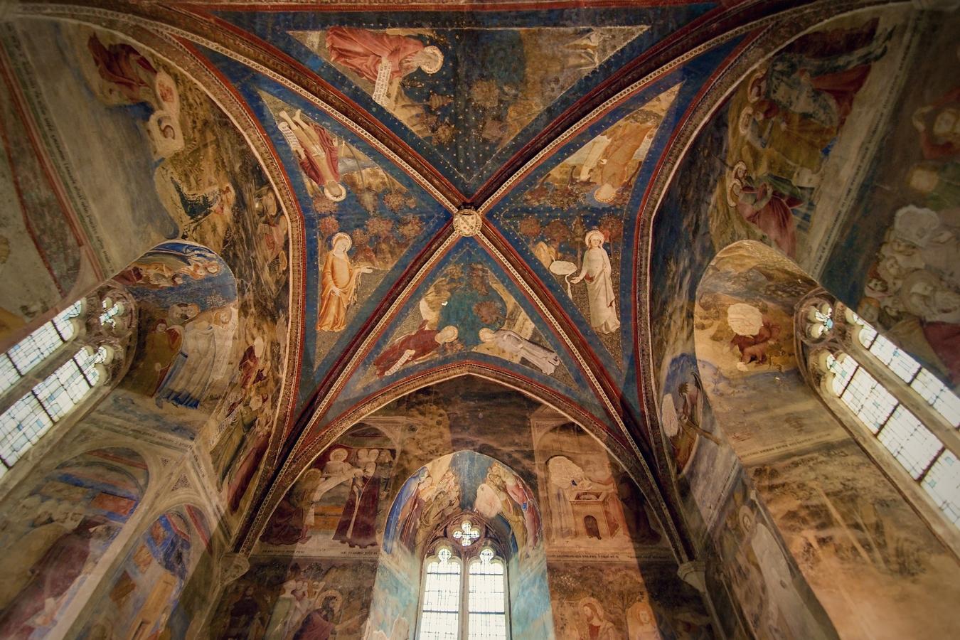 Avignonské střípky (7): Skvosty uvnitř Papežského paláce