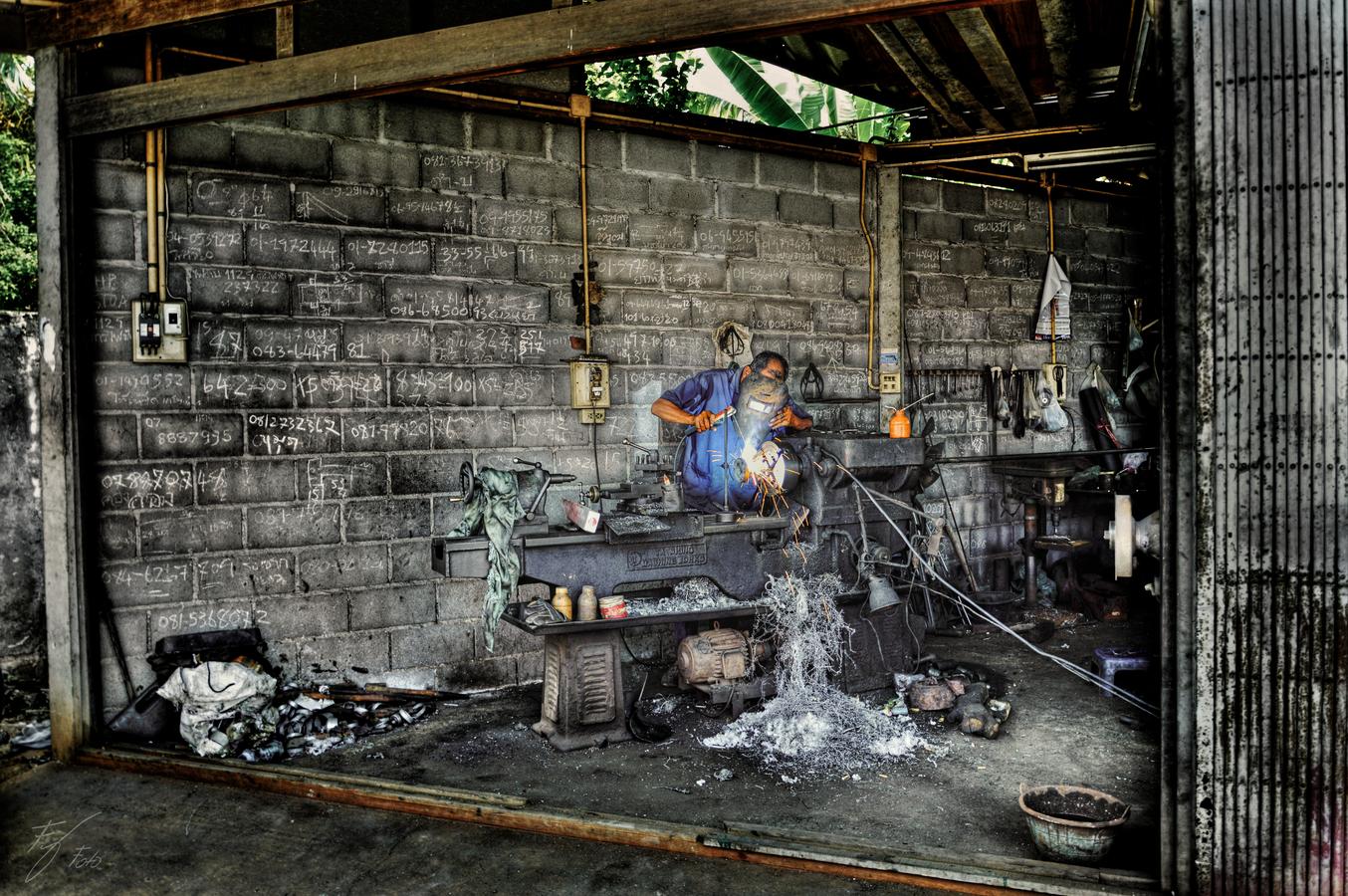 Thajský brouk pytlík