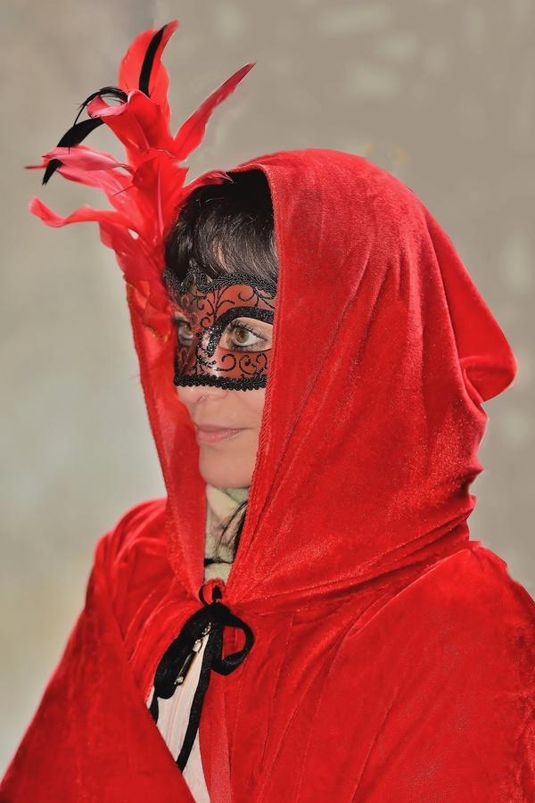 Červená Karkulka z Benátek