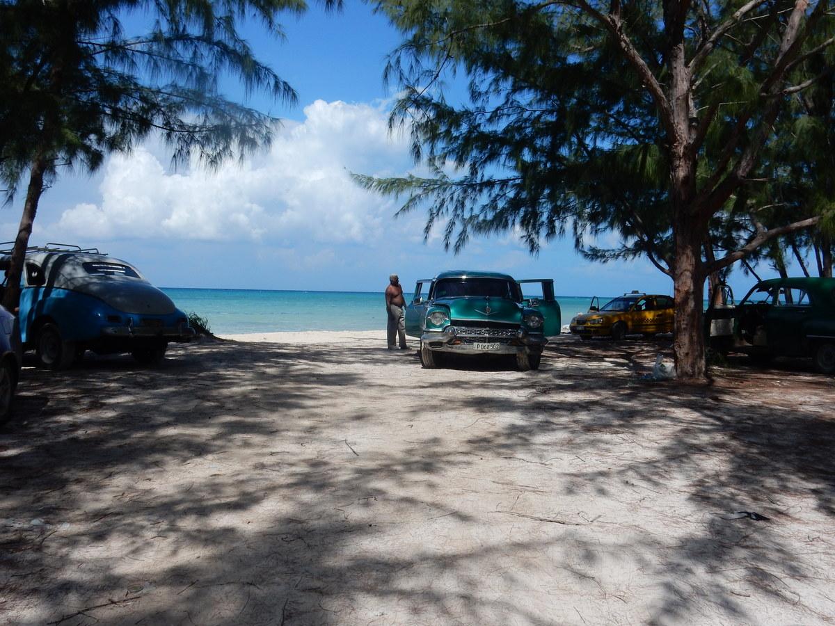 Kuba listopad 2016