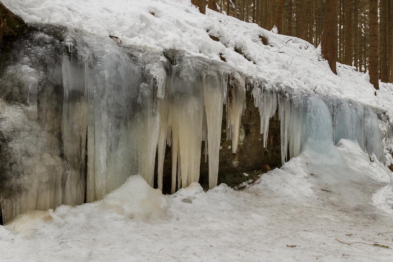 Brtnické ledopády