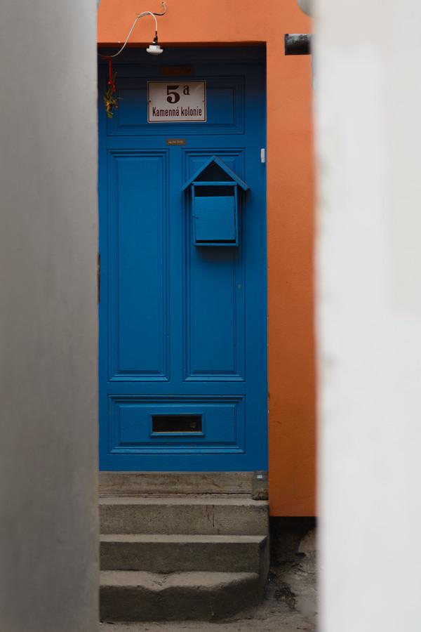 Schovaný vchod