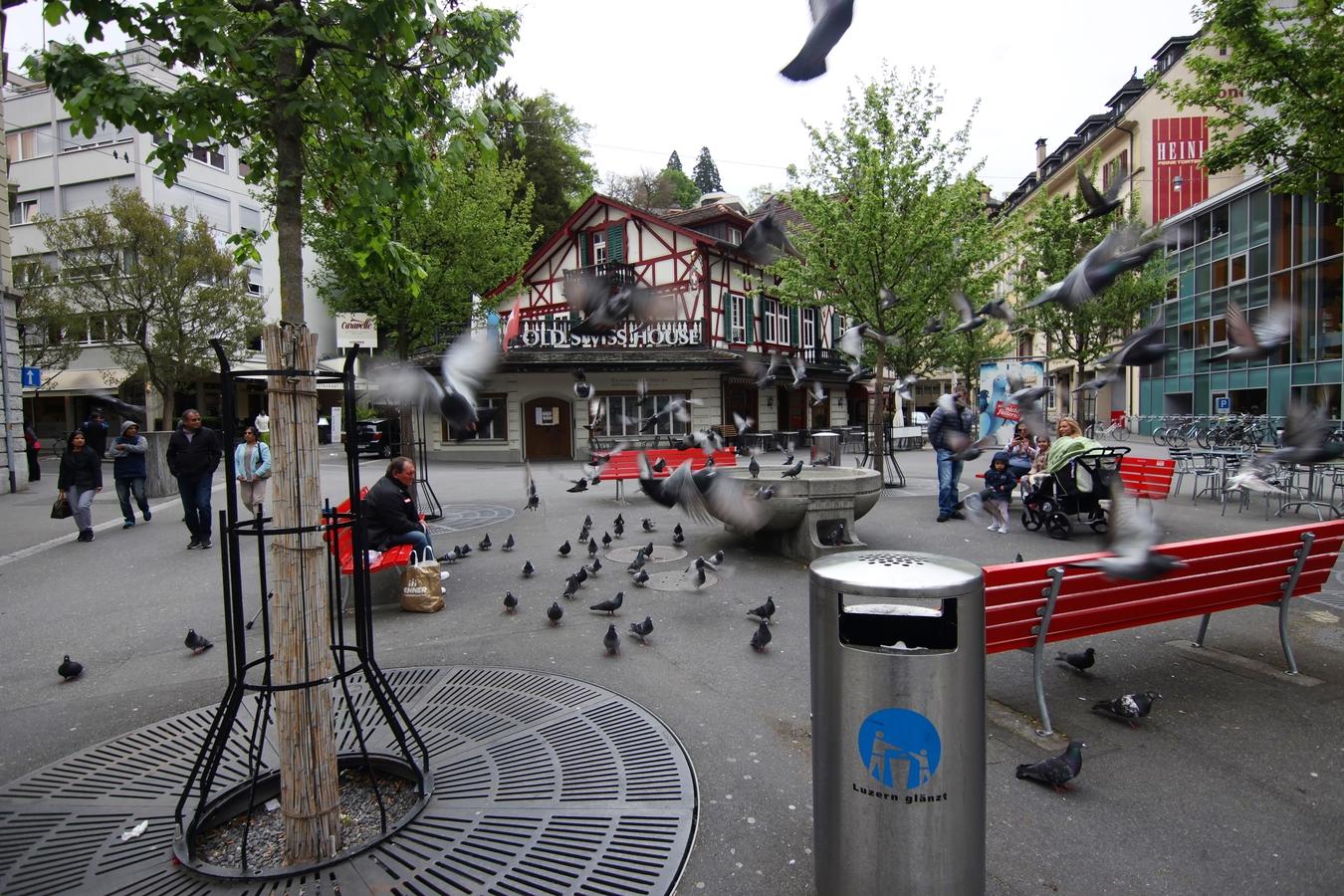 Luzern glänzt