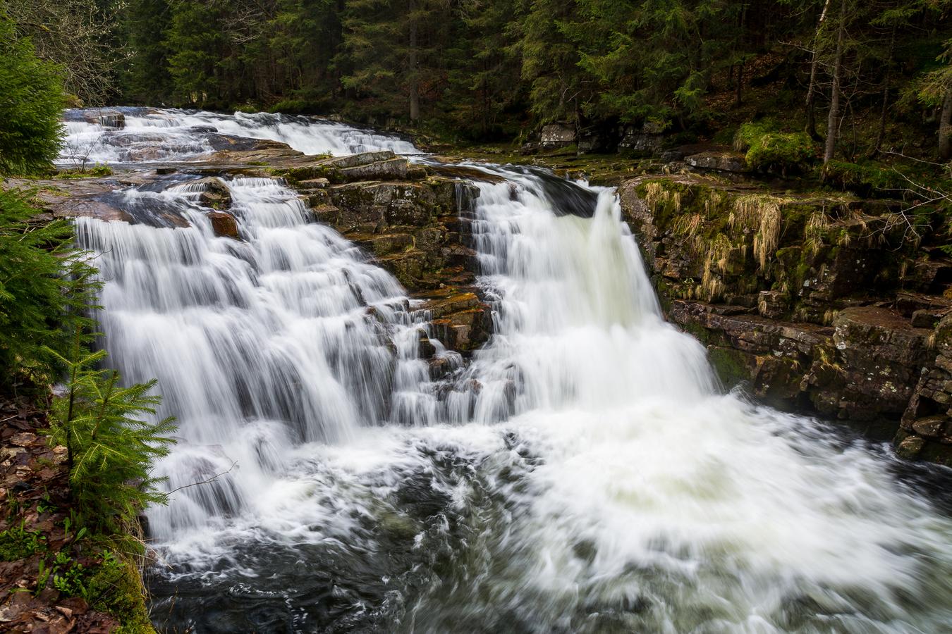 Velký vodopád