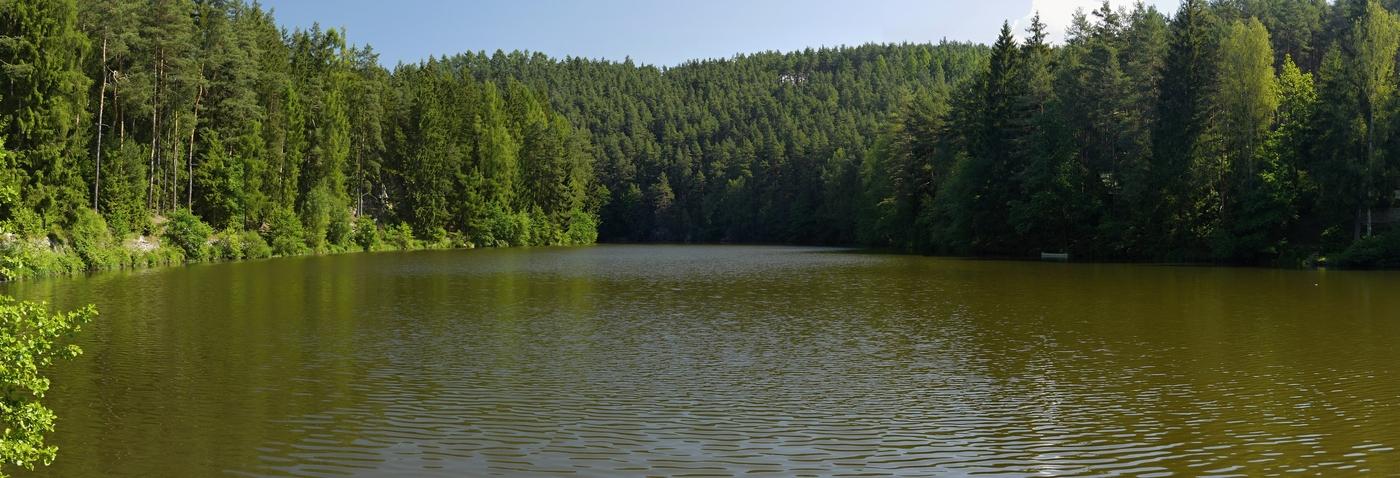 Malá přehrada