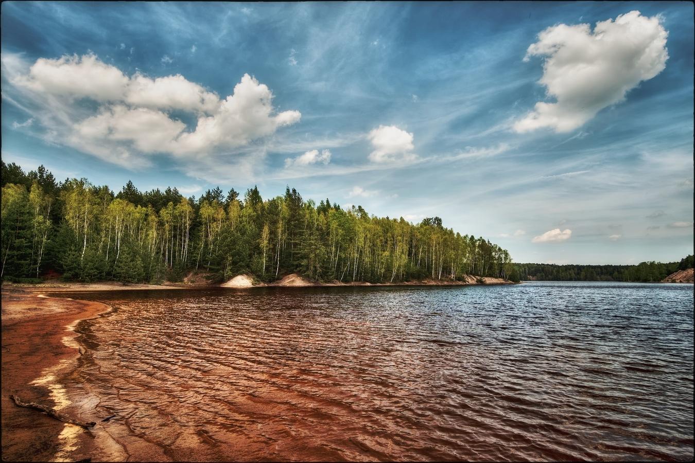 Leknická jezera VIII