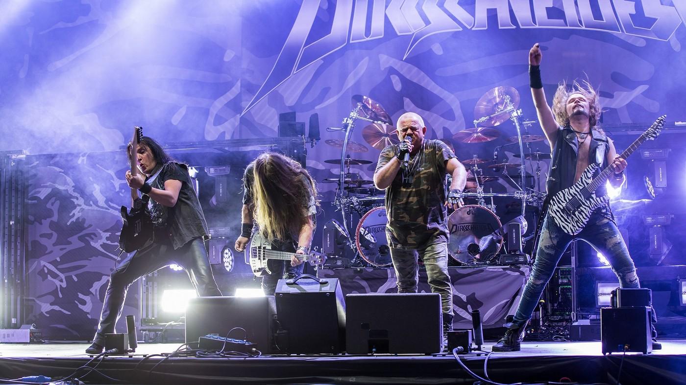 Dirkschneider na Metalfestu 2016
