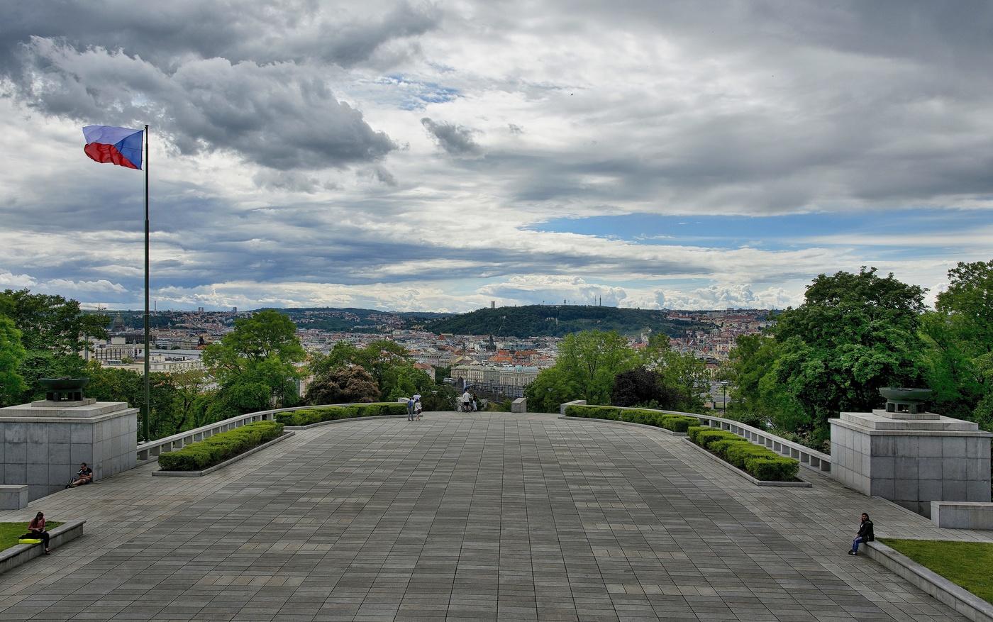 Pohled z Vítkova