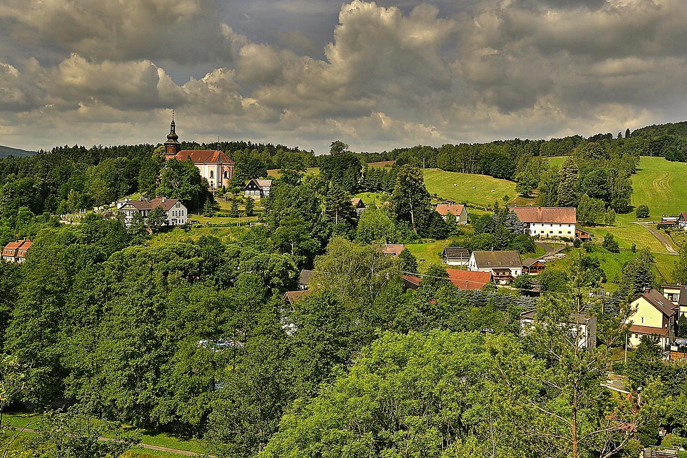 CHKO České Svýcarsko