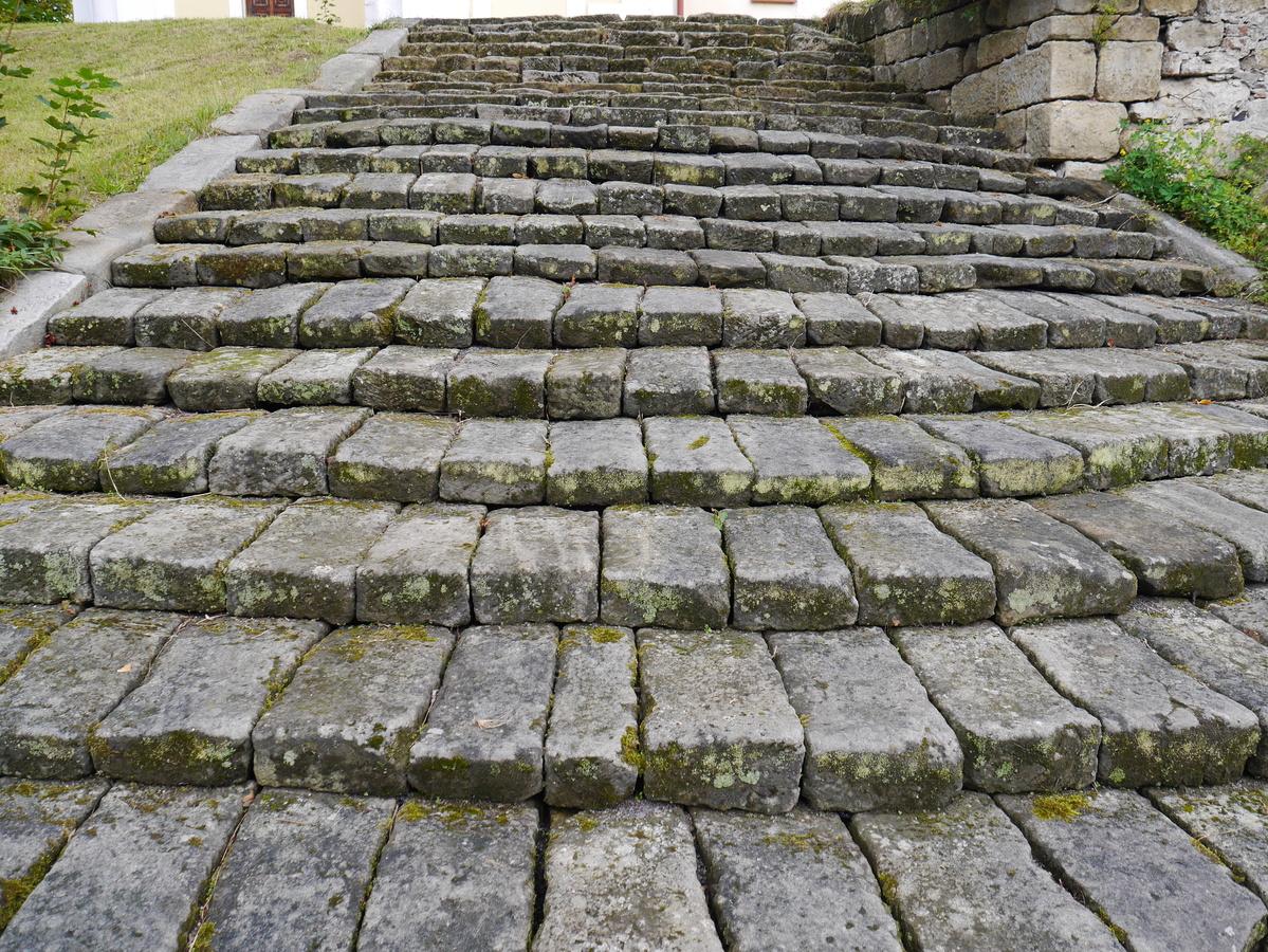 Kostelní schody