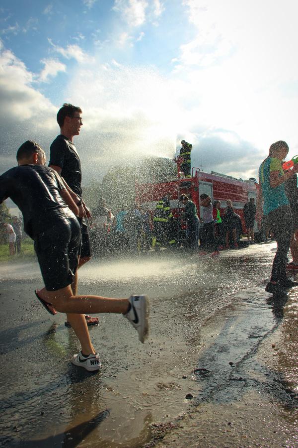 Mokrý běh
