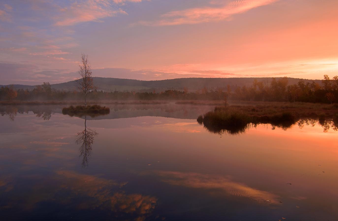 V podzimním probouzení