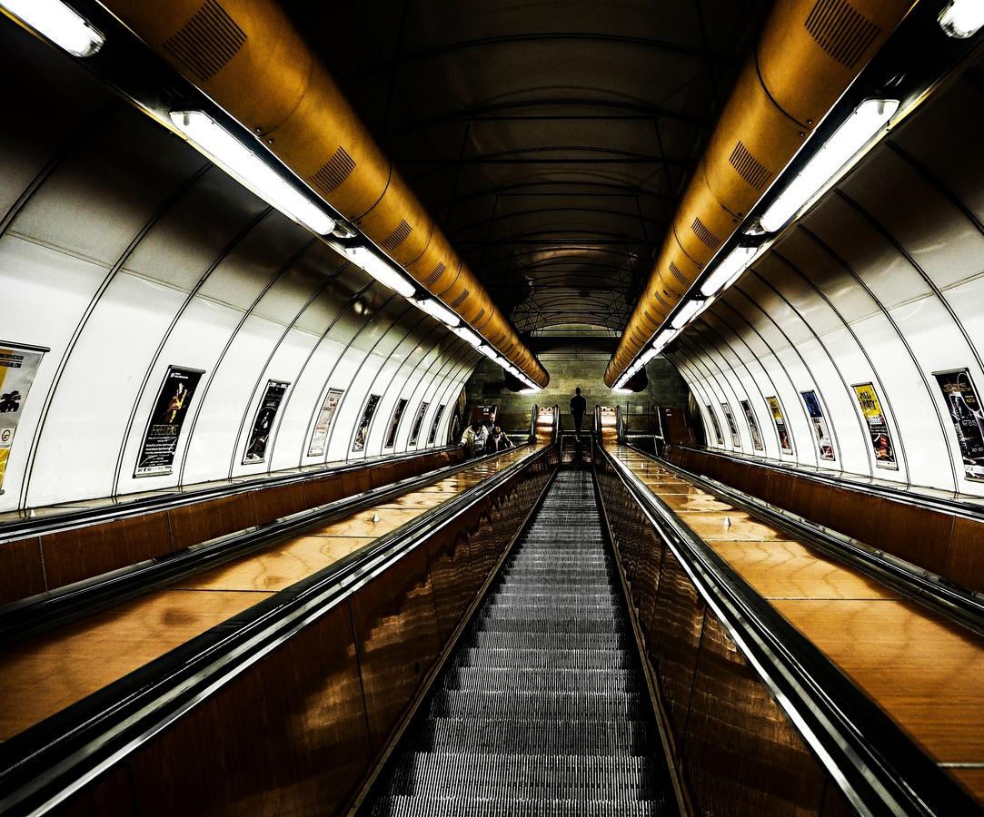 Schody do podzemí