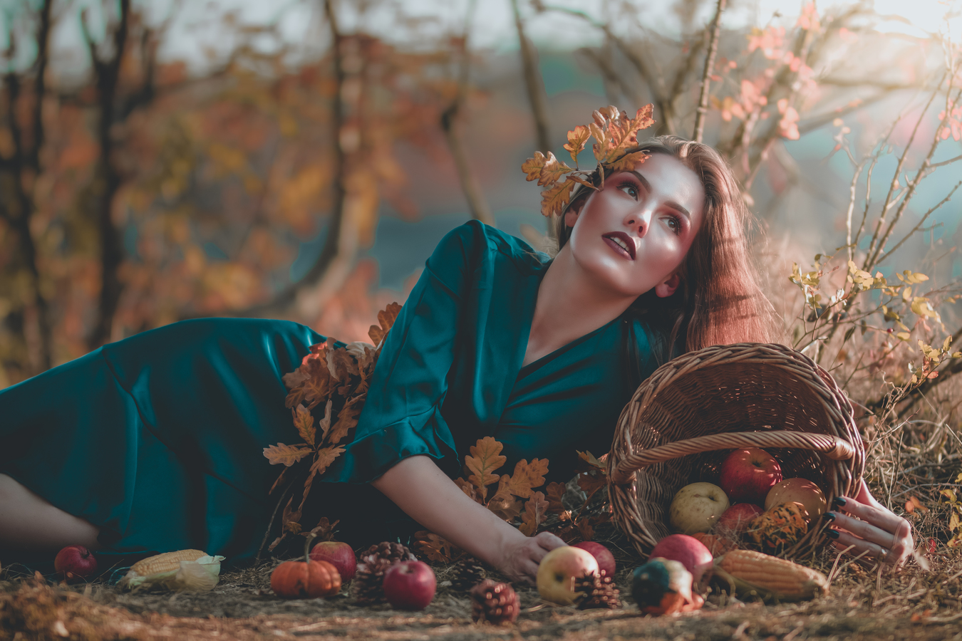 Carpo | the goddess of autumn