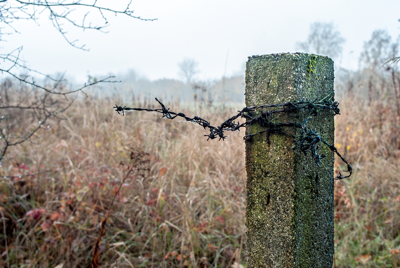 Kůl bez plotu