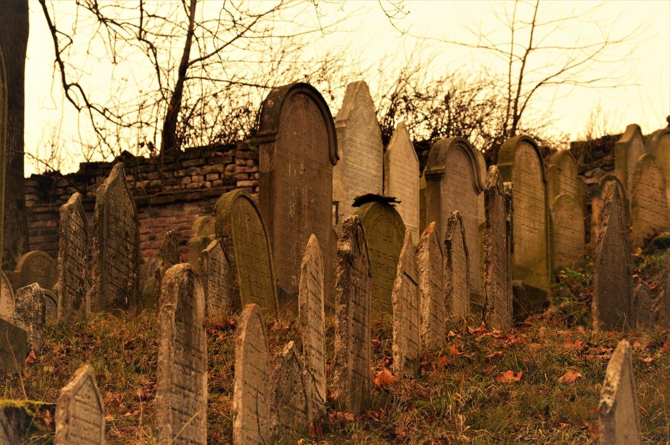 židovský hřbitov ,,TŘEŠŤ,,