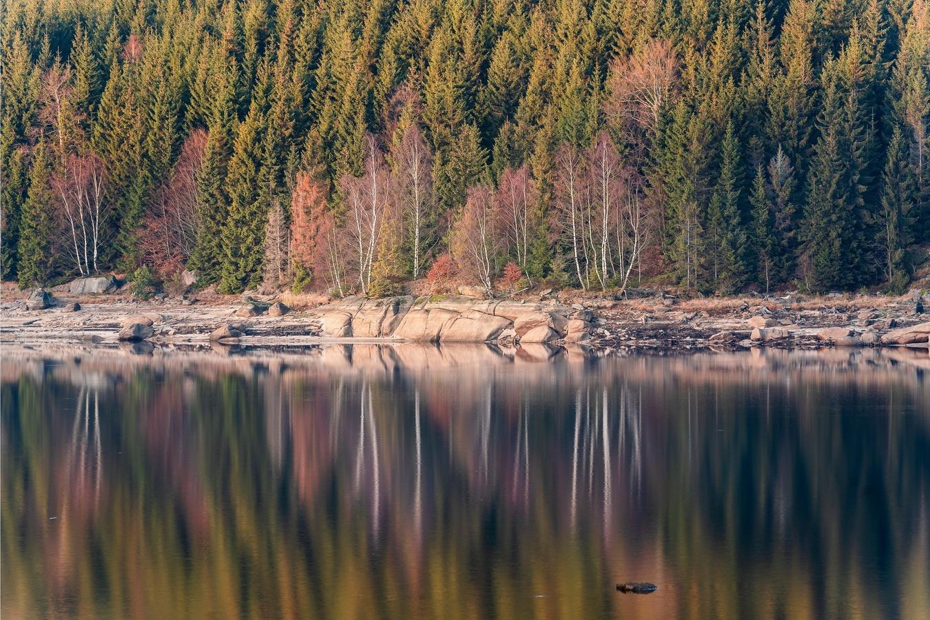 Podzim v Jizerkách