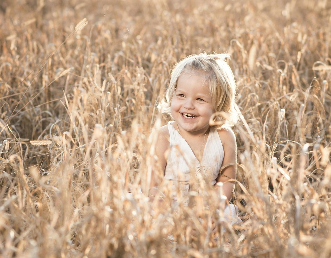 Dětský úsměv