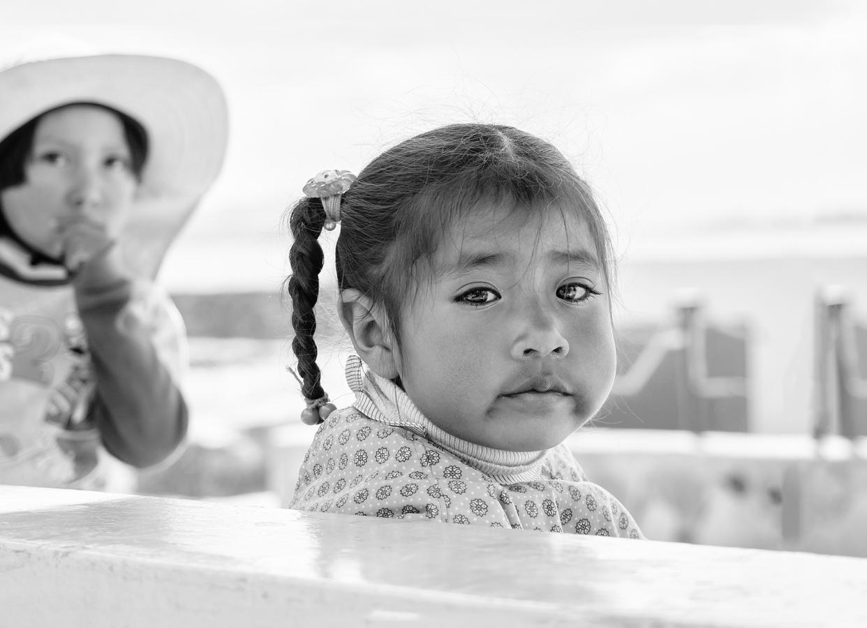Peruánské děti