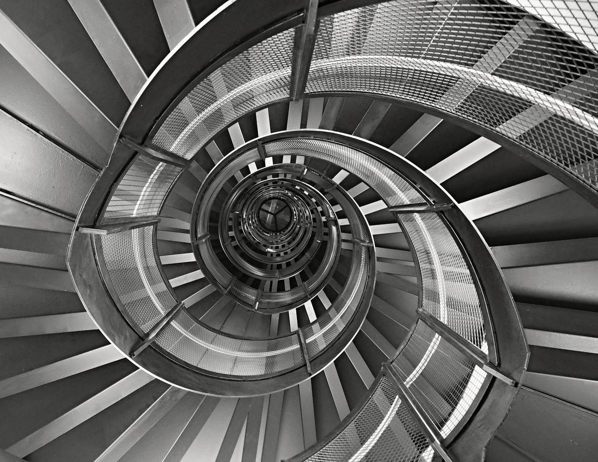 schodišťová spirála
