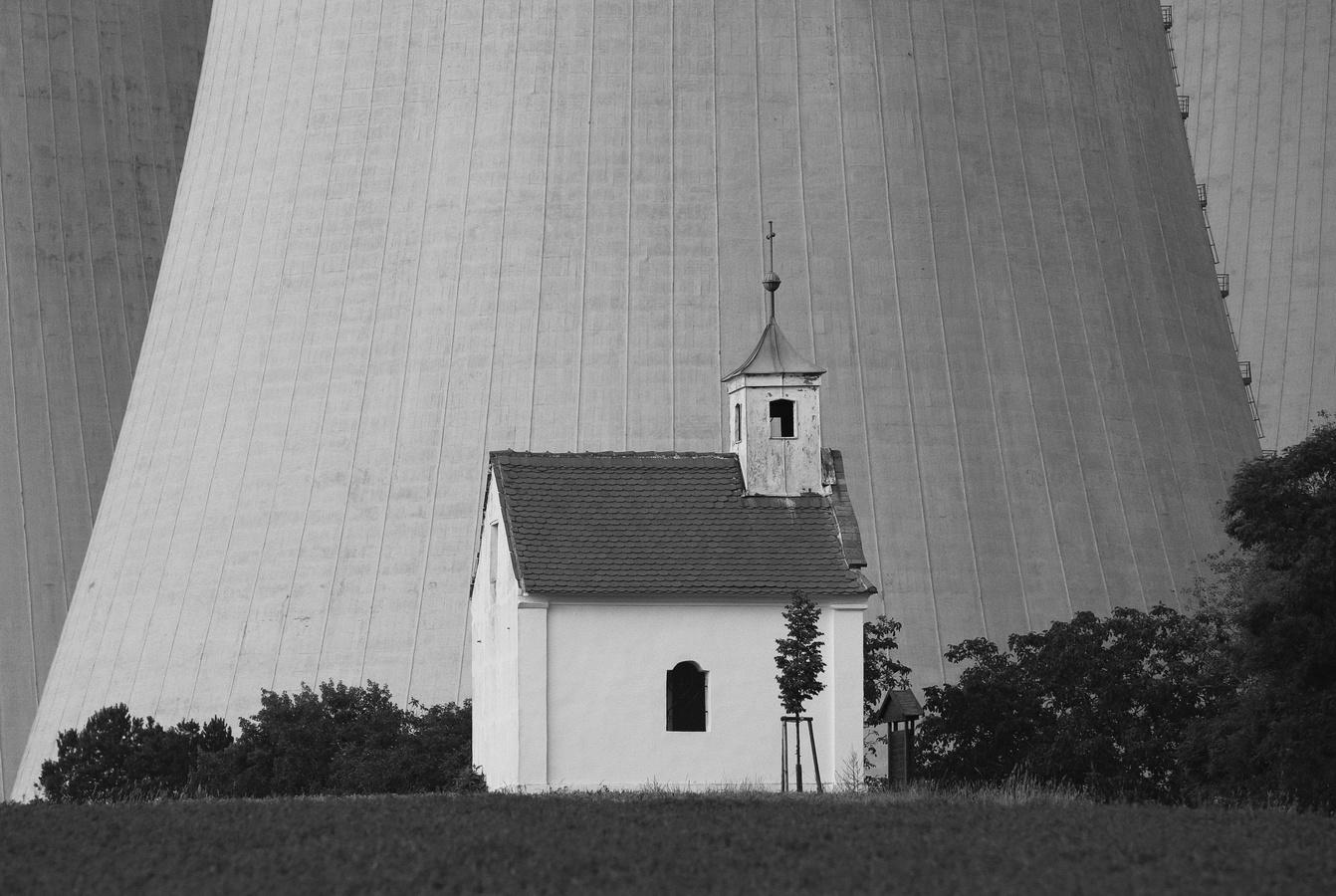 zapomenuta kaplička Lipňan