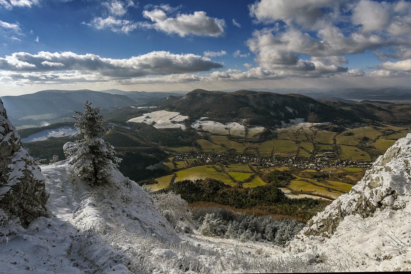 Na kopci Vápeč I