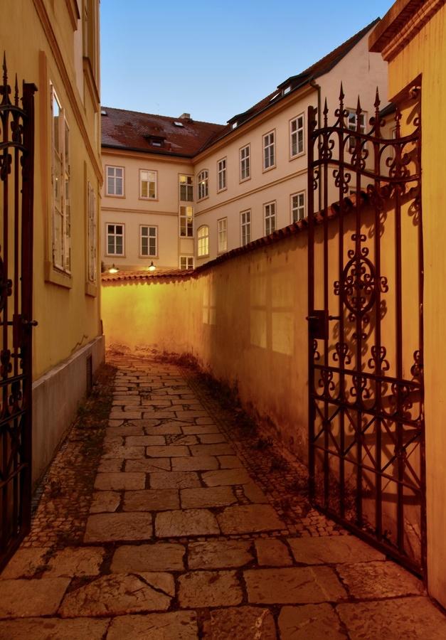 Zlatá ulička