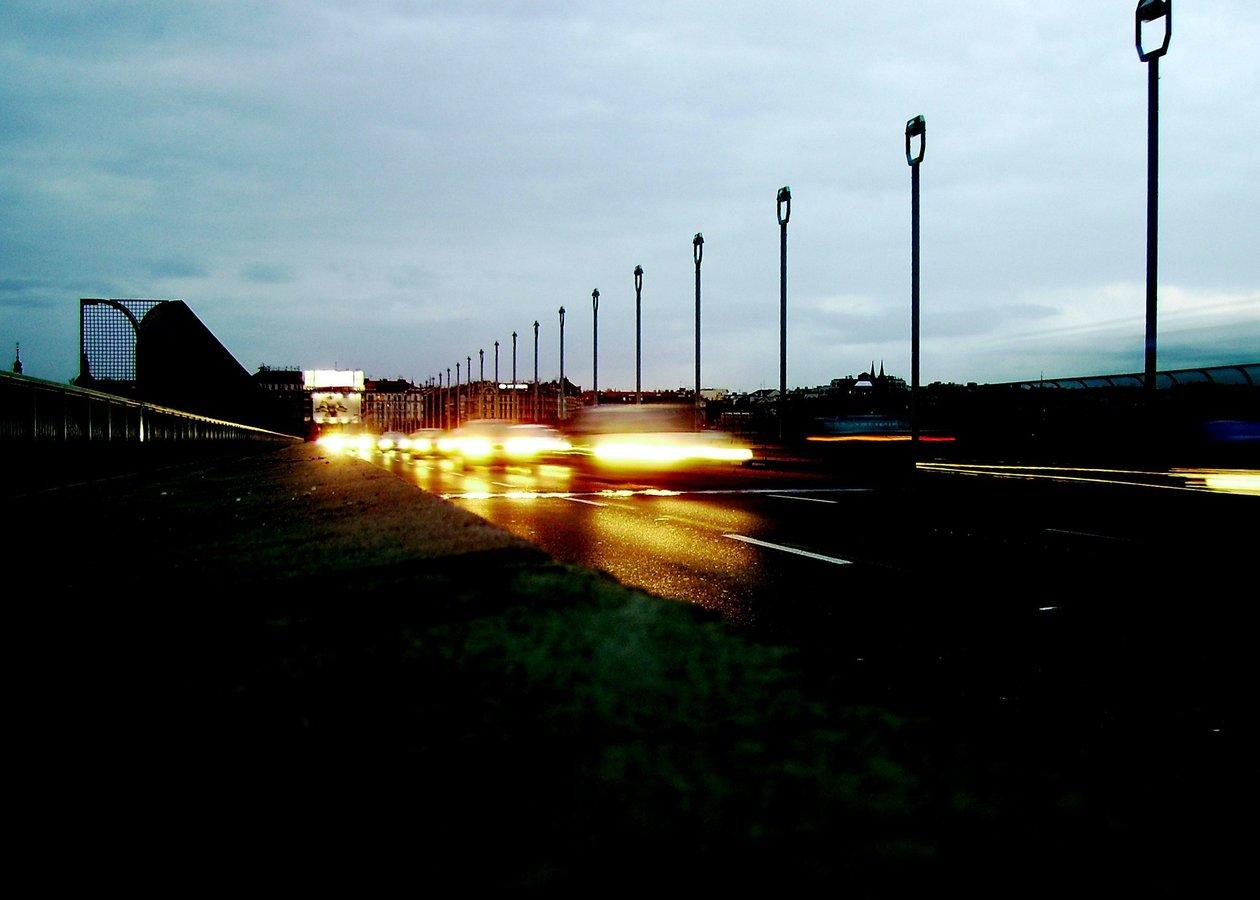 Na Nuselském mostě