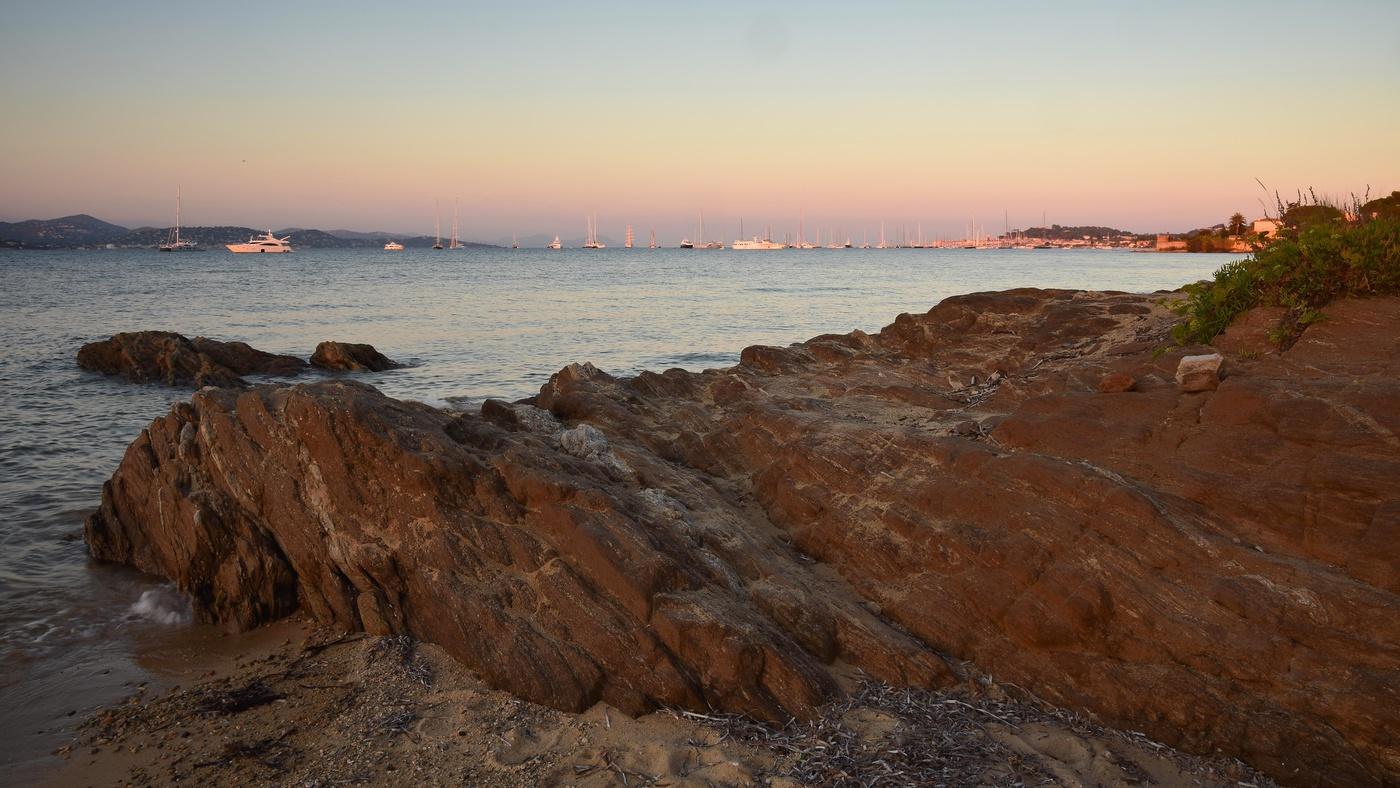 Azurové pobřeží :-)