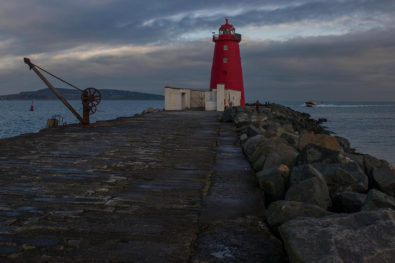 Poolbeg Lighthouse - Dublin