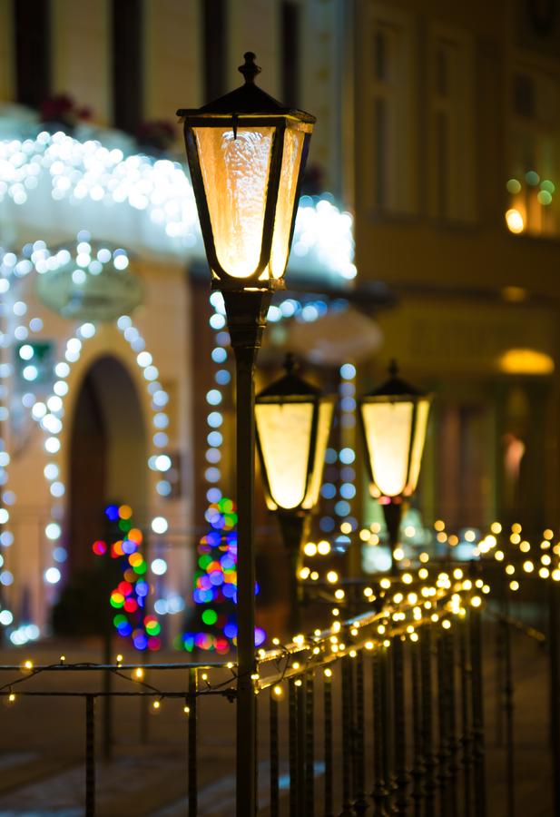 Klidné a pohodové Vánoce