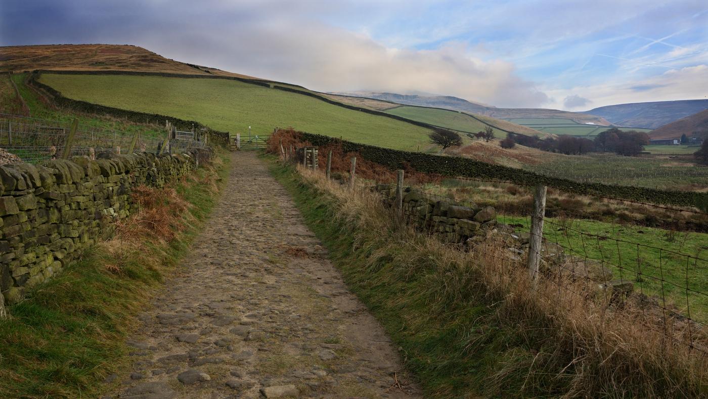 Derbyshire Scenery III.