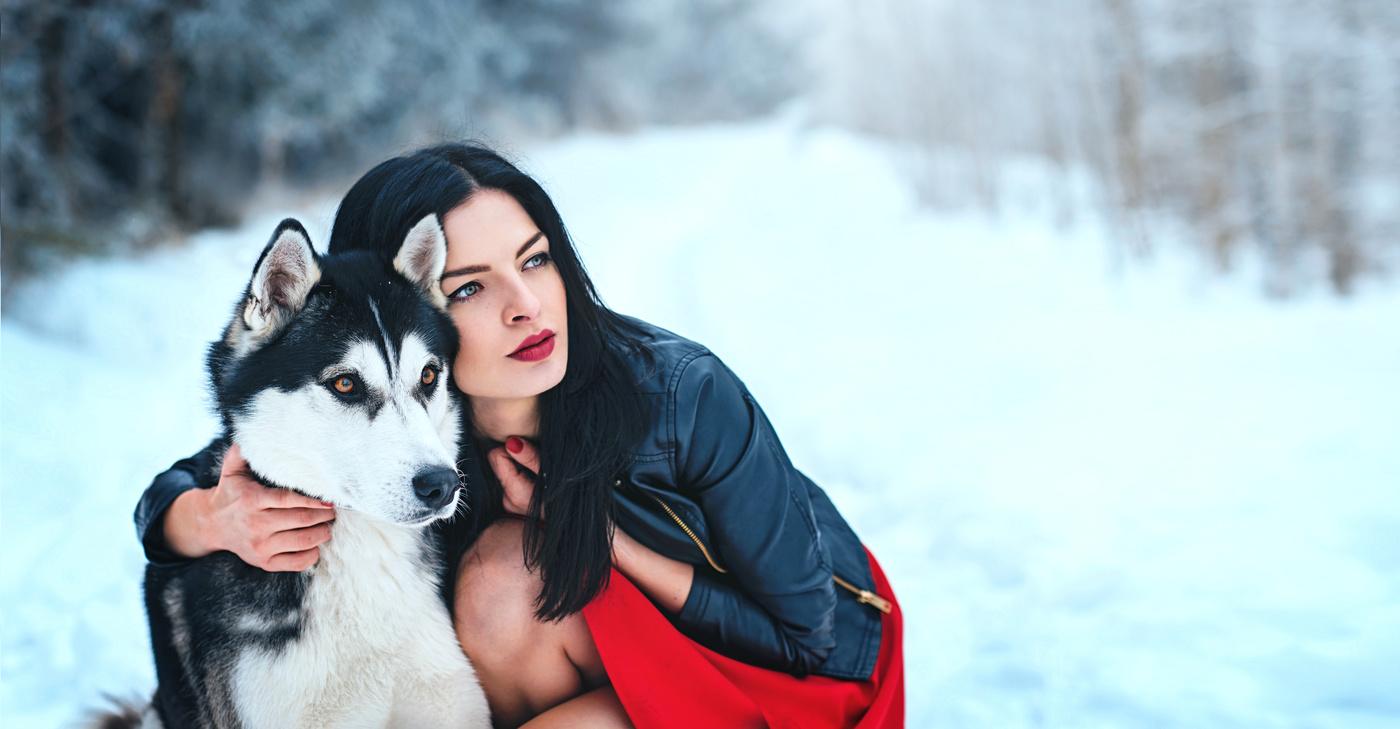 Káťa & Loki