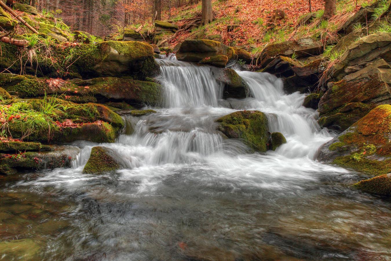 Potok Bystrý