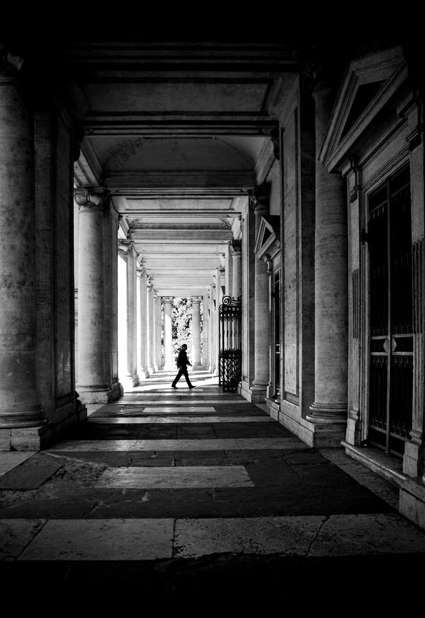 Římský chodec
