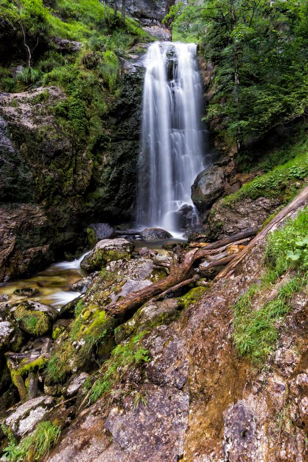 Souznění vody s přírodou