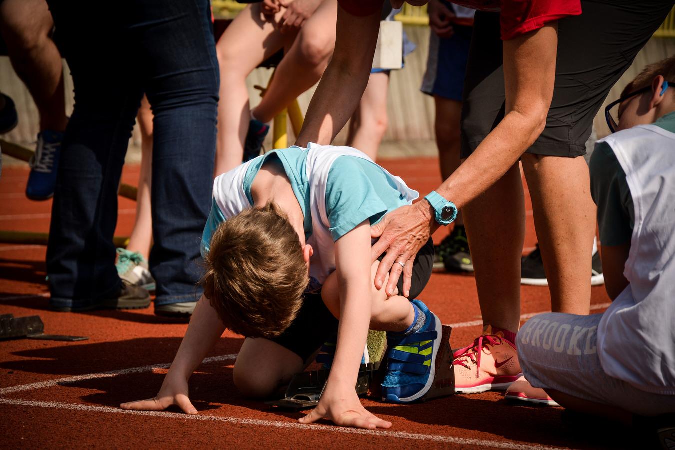 Sportovní hry zrakově postižené mládeže