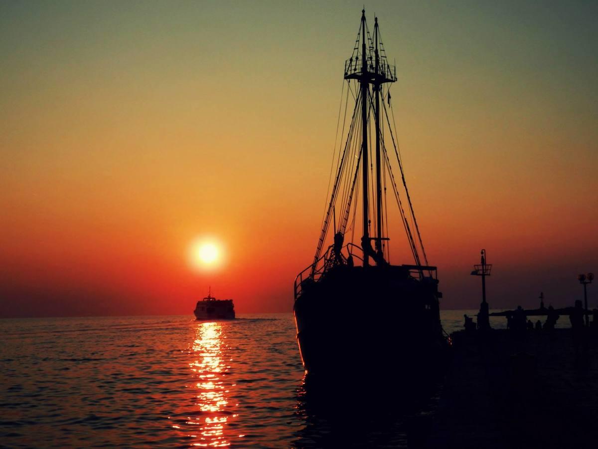 Plavba za západem