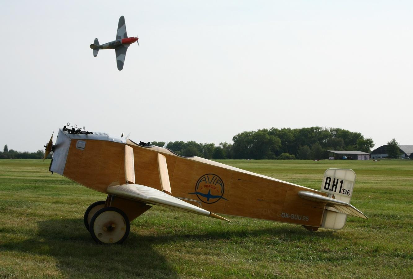Letecký den II