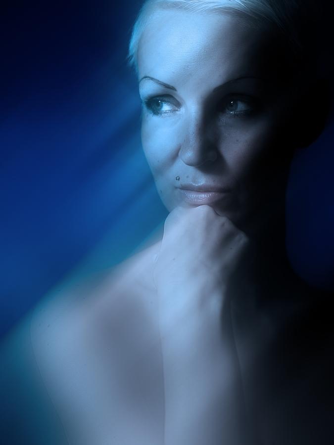 ...Ice Woman...