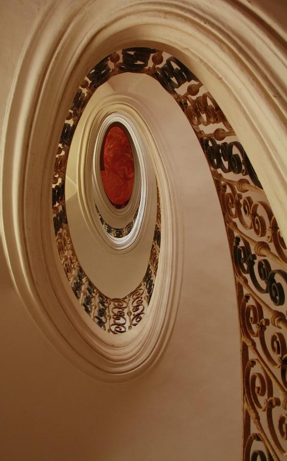 Santiniho schodiště