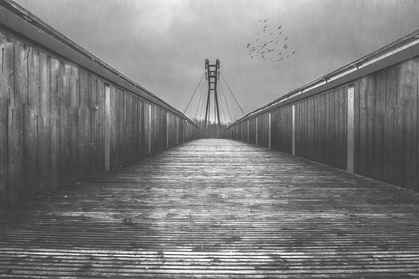Mosty spajaju ludi